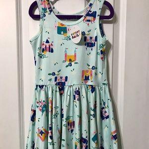 Dot Dot Smile Tank Dress